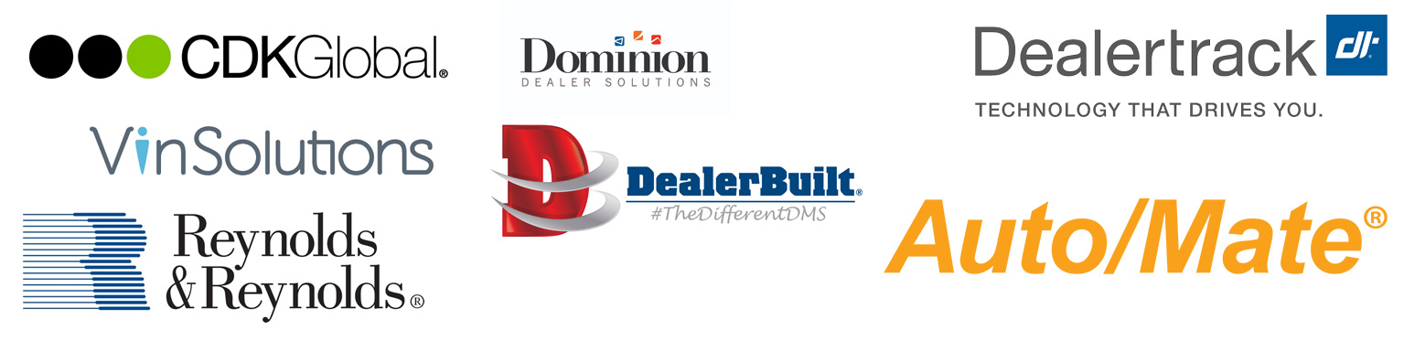 Dealership Management Systems (DMS) and DMS Vendors